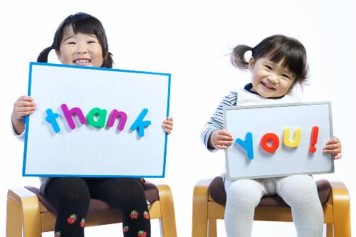 Muốn con ngoan thì đừng dạy chúng nói lời cảm ơn