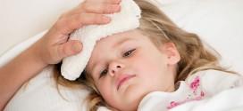 Những sai lầm nguy hiểm khi chăm con ốm